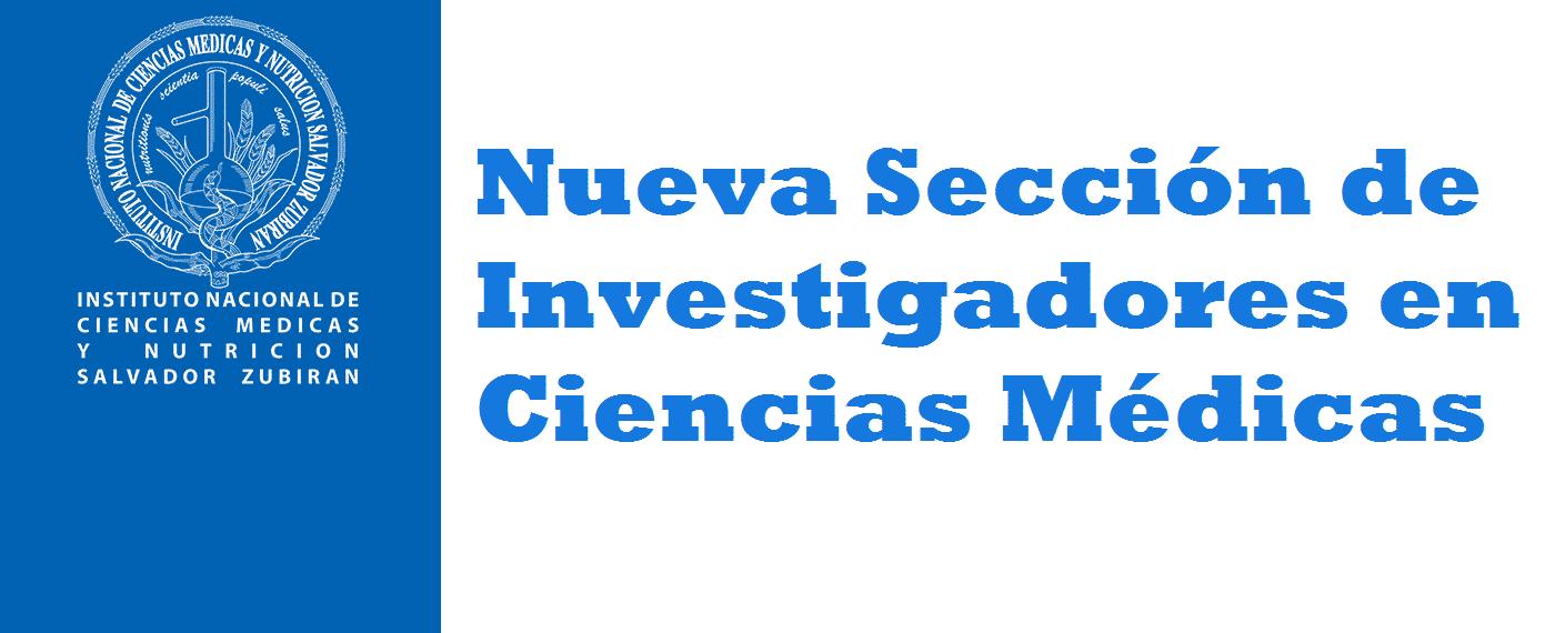 Investigadores en Ciencias Médicas